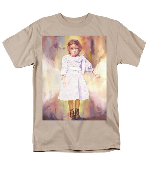 Little Anna Men's T-Shirt  (Regular Fit) by Tara Moorman
