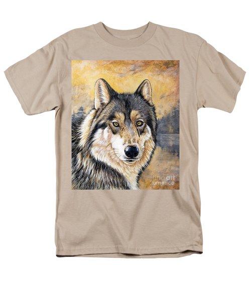 Loki Men's T-Shirt  (Regular Fit) by Sandi Baker