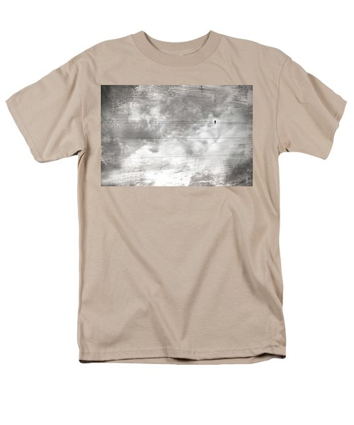 Lonesome Dove Men's T-Shirt  (Regular Fit) by Gray  Artus