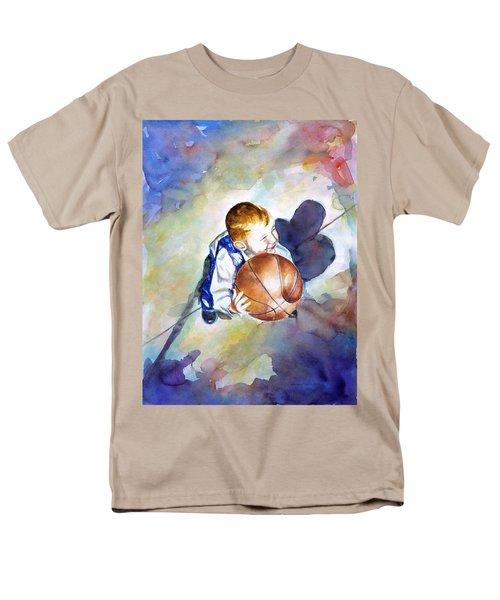 Loves The Game Men's T-Shirt  (Regular Fit)