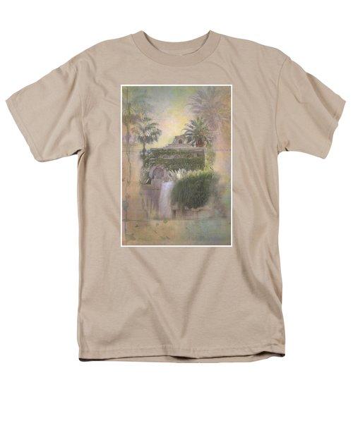 Mandalay Bay Men's T-Shirt  (Regular Fit) by Christina Lihani