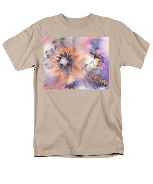 Men's T-Shirt  (Regular Fit) featuring the digital art Marvel by Casey Kotas