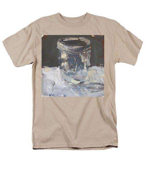 Men's T-Shirt  (Regular Fit) featuring the painting Mason Jar  by Robert Joyner