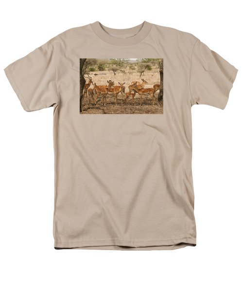 Master Of His Domain Men's T-Shirt  (Regular Fit) by Gary Hall