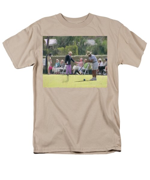 Match Final Men's T-Shirt  (Regular Fit)