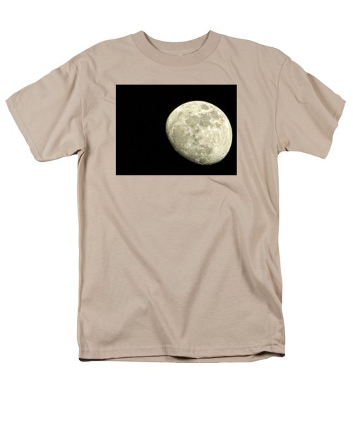 Me And The Moon Tonight Men's T-Shirt  (Regular Fit) by Nikki McInnes