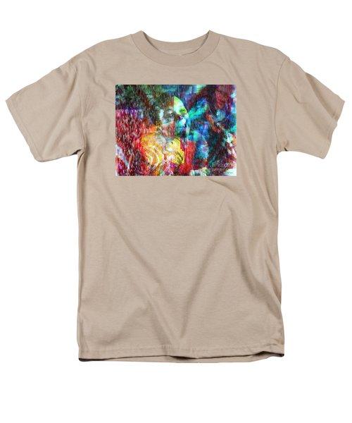 Me Et Moi Men's T-Shirt  (Regular Fit) by Fania Simon