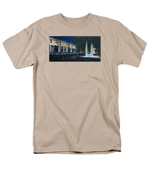 Meet Me At The Muny Men's T-Shirt  (Regular Fit) by Michael Frank