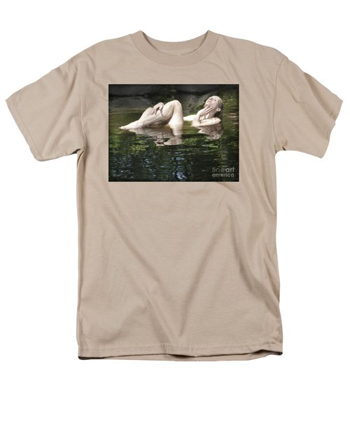 Men's T-Shirt  (Regular Fit) featuring the photograph Mermaid by Marat Essex