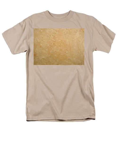 Men's T-Shirt  (Regular Fit) featuring the painting Minimal Number 5 by James W Johnson