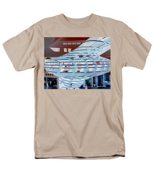 Modern Mall Men's T-Shirt  (Regular Fit) by Karen J Shine
