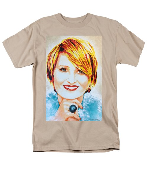 Monica Men's T-Shirt  (Regular Fit) by Victor Minca