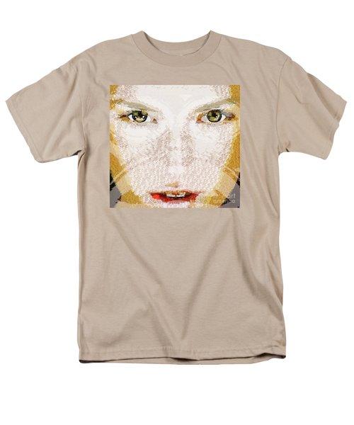 Monkey Glows Men's T-Shirt  (Regular Fit) by Catherine Lott