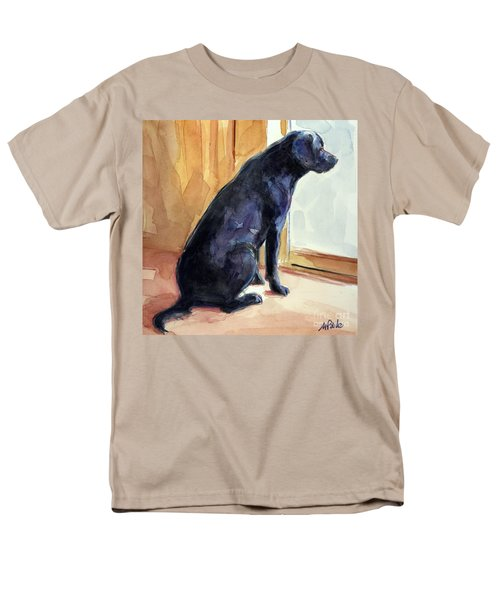 Morgan's View Men's T-Shirt  (Regular Fit) by Molly Poole
