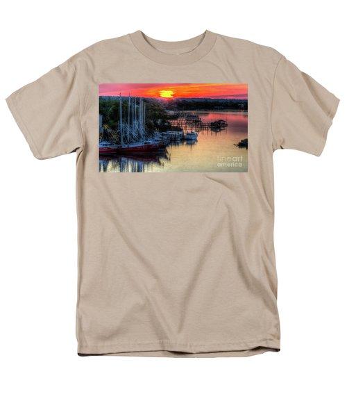 Morning Bliss Men's T-Shirt  (Regular Fit)
