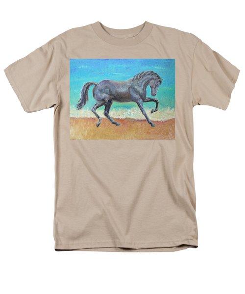 Mosaic Men's T-Shirt  (Regular Fit) by Elizabeth Lock