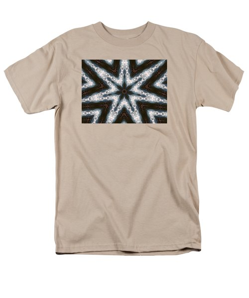 Mountain Star Men's T-Shirt  (Regular Fit) by Ernst Dittmar