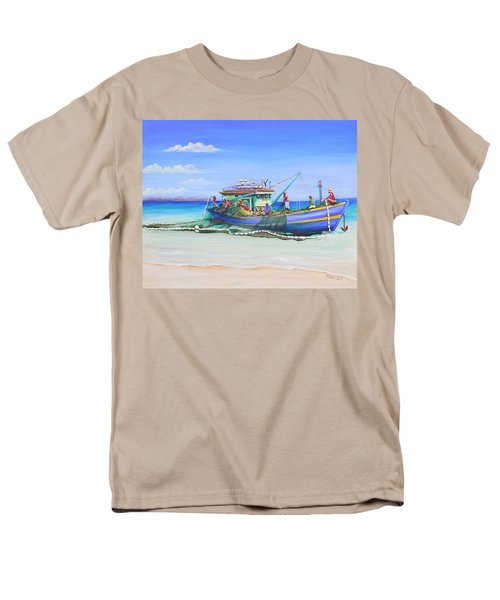 Mv Alice Mary Men's T-Shirt  (Regular Fit) by Patricia Piffath