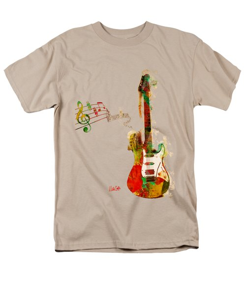 My Guitar Can Sing Men's T-Shirt  (Regular Fit) by Nikki Smith
