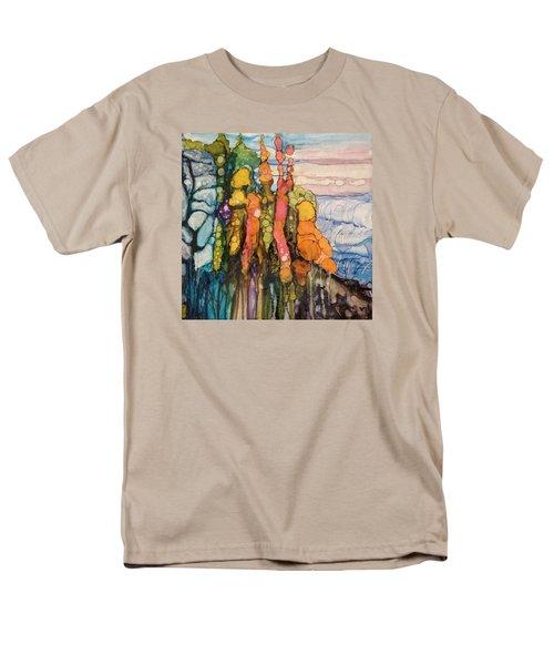 Mystical Garden Men's T-Shirt  (Regular Fit)