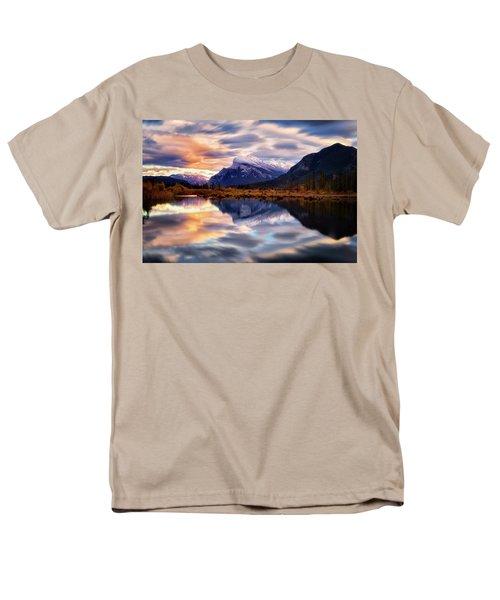 Natural Mirror Men's T-Shirt  (Regular Fit) by Nicki Frates