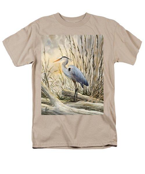 Nature's Wonder Men's T-Shirt  (Regular Fit) by James Williamson