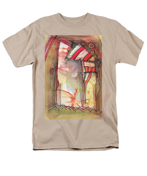 Nautical Mystery Men's T-Shirt  (Regular Fit) by Sandra Church