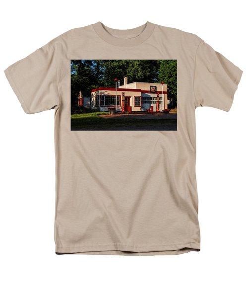 Nelsonville Phillips 66 Men's T-Shirt  (Regular Fit) by Trey Foerster