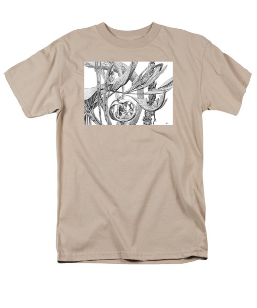 Of Another Plane Men's T-Shirt  (Regular Fit) by Charles Cater