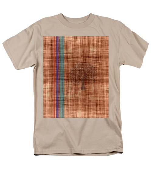 Old Fabric Men's T-Shirt  (Regular Fit) by Thomas M Pikolin