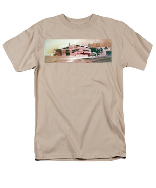 On The Ranch Men's T-Shirt  (Regular Fit) by Ed Heaton