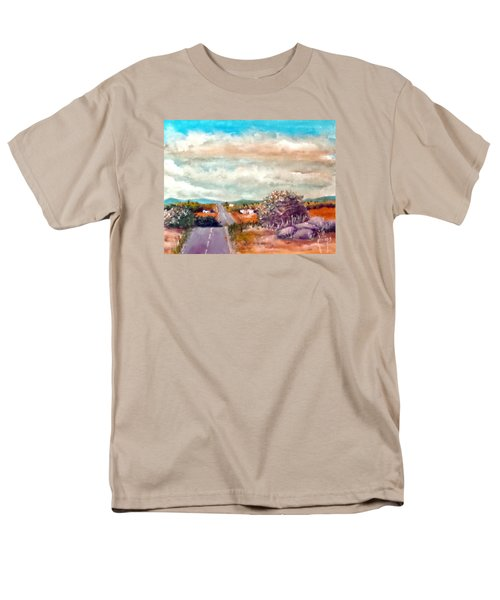 On The Road Again Men's T-Shirt  (Regular Fit) by Jim Phillips