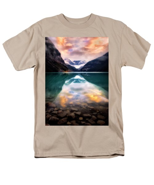 One Colorful Moment  Men's T-Shirt  (Regular Fit) by Nicki Frates