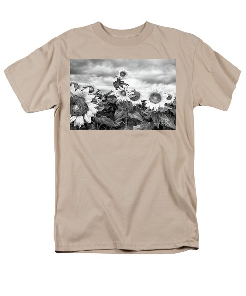 One Stands Tall Men's T-Shirt  (Regular Fit) by Jim Rossol