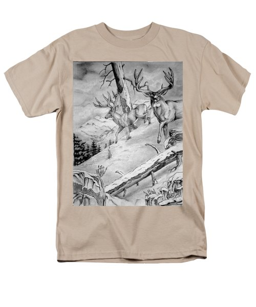 Ones That Got Away Men's T-Shirt  (Regular Fit) by Jimmy Smith