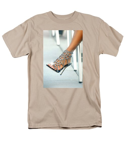 Open Toe Men's T-Shirt  (Regular Fit) by Diana Angstadt