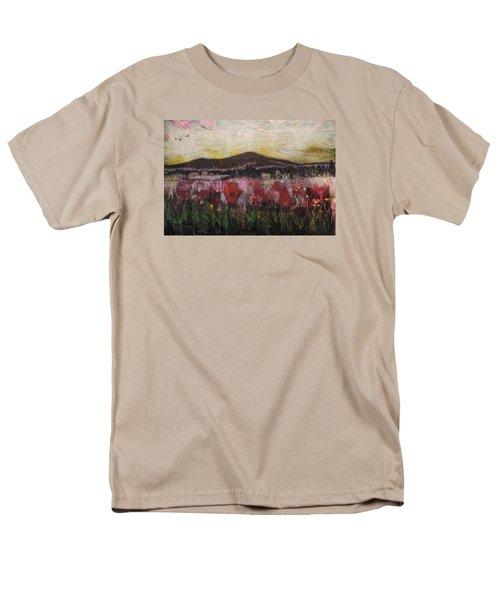 Other World 3 Men's T-Shirt  (Regular Fit) by Ron Richard Baviello