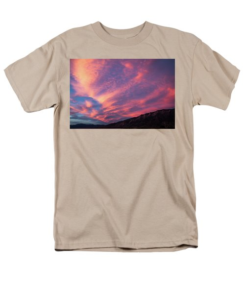 painted by Sun Men's T-Shirt  (Regular Fit) by Hyuntae Kim