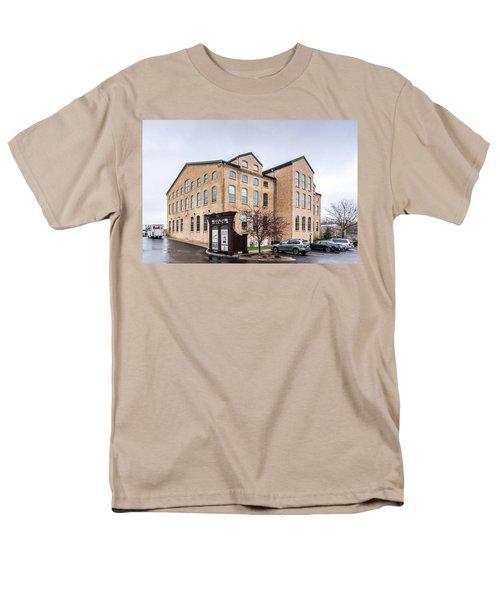 Paper Discovery Center Men's T-Shirt  (Regular Fit) by Randy Scherkenbach