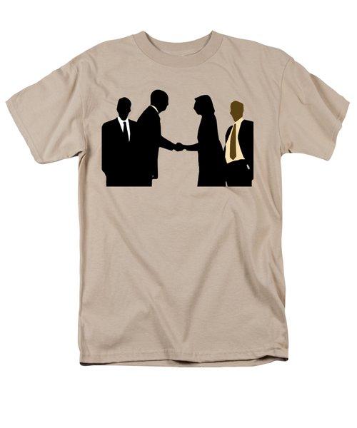Peace Men's T-Shirt  (Regular Fit) by EricaMaxine  Price