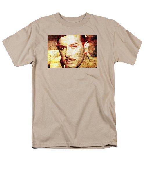 Pedro Infante Men's T-Shirt  (Regular Fit) by J- J- Espinoza