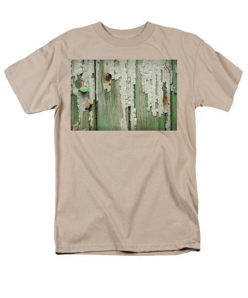 Men's T-Shirt  (Regular Fit) featuring the photograph Peeling 3 by Mike Eingle