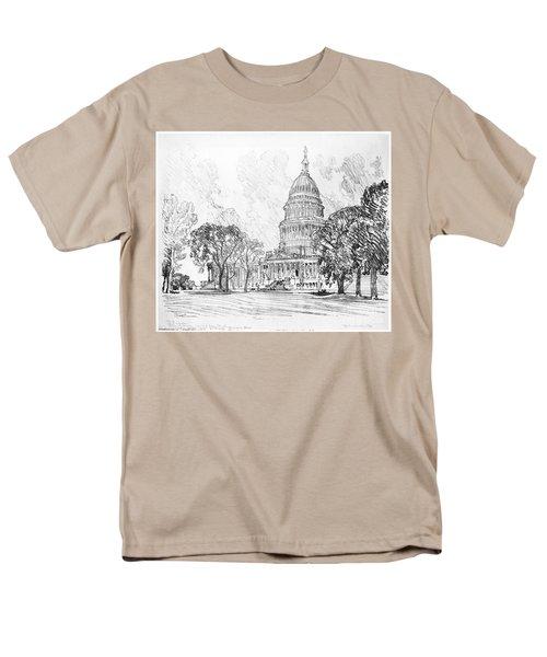 Pennell Capitol, 1912 Men's T-Shirt  (Regular Fit) by Granger