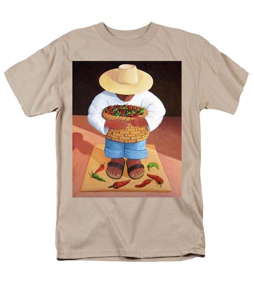 Pepper Boy Men's T-Shirt  (Regular Fit) by Lance Headlee