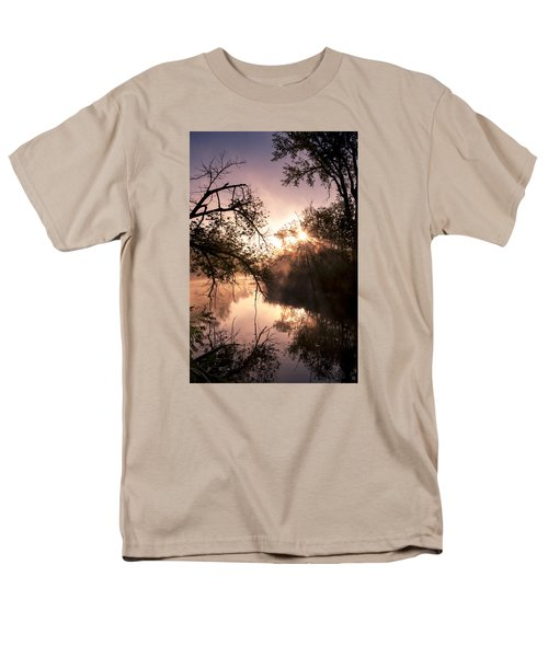 Men's T-Shirt  (Regular Fit) featuring the photograph Perfect Reflections by Annette Berglund