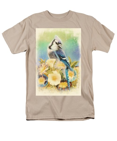 Perfectly Poised Men's T-Shirt  (Regular Fit) by Tina LeCour