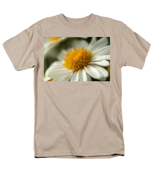 Petals And Pollen Men's T-Shirt  (Regular Fit) by Michael McGowan
