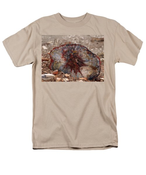 Men's T-Shirt  (Regular Fit) featuring the photograph Peterified Jewel by Melissa Peterson