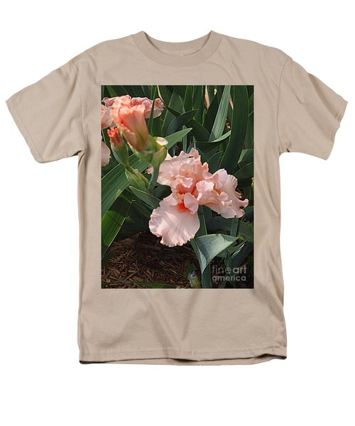 Men's T-Shirt  (Regular Fit) featuring the photograph Picture Peach by Nancy Kane Chapman