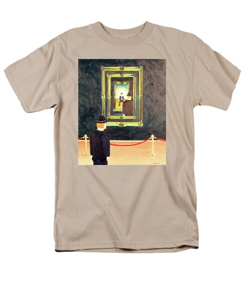 Pictures At An Exhibition Men's T-Shirt  (Regular Fit)